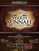 Al Ustadz Dzulqarnain - Sesi 7 Syarhussunnah Imam Al Muzani (Keyakinan Tentang AlQuran, Penetapan Sifat2 Allah, Menyucikan Allah Dr Penyerupaan, Ajal Setiap Makhluk)