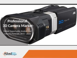 Professional 3D Camera Market.pptx