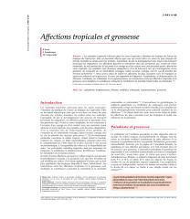 Affections tropicales et grossesse.pdf