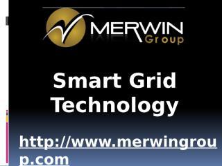 Smart Grid Technology - www.merwingroup.com (7).pptx