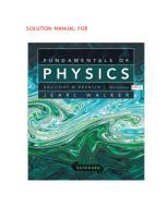 Fundamentals of Physics 9th Edition' Solution .pdf.pdf