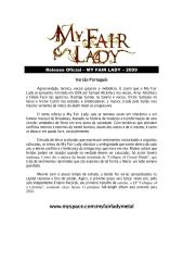 My Fair Lady - Release Oficial.pdf