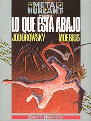 Moebius - El Incal - 3 Lo que esta Abajo.cbr