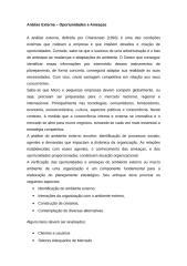 Aula 07 - Texto - Análise Externa - Oportunidades e Ameaças_2.doc