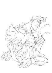 Goku vs Superman.cbr