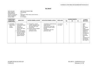 silabus farmakologi.doc