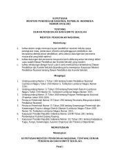 Kepmendiknas No_ 044-U-2002 tentang Dewan Pendidikan dan Komite Sekolah.pdf