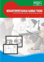 Modul Menginterpretasikan Gambar Teknik.pdf