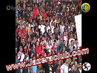 فيديو و لقطات من مبارة الجزيرة 0 - 0 النواعير اياب 2010/2011